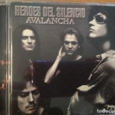 CDs de Música: HÉROES DEL SILENCIO - AVALANCHA (1995) - CD PARLOPHONE. Lote 170025204
