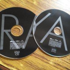 CDs de Música: CD + DVD SIN CAJA - SORAYA , PERTENECIENTE A LA EDICION DE LUJO - SIN MIEDO. Lote 170061836