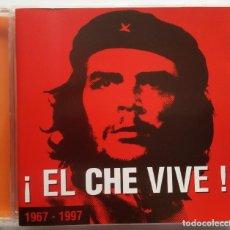 CDs de Música: VARIOS - ¡EL CHE VIVE! 1967- 1997 - CD FRANCES 1997- LAST CALL. Lote 170091728