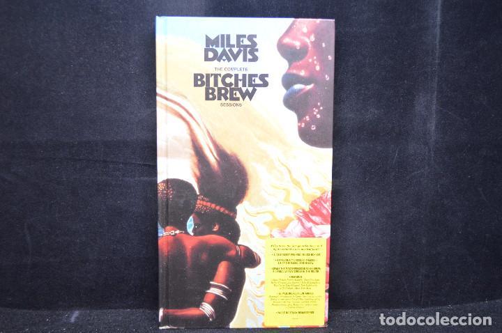 MILES DAVIS - THE COMPLETEBITCHES SESSIONS - 4 CD (Música - CD's Jazz, Blues, Soul y Gospel)