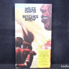 CDs de Música: MILES DAVIS - THE COMPLETEBITCHES SESSIONS - 4 CD. Lote 170092588