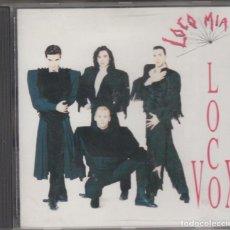 CDs de Música: LOCO MIA CD LOCO VOX 1991 LOCOMIA. Lote 170100848