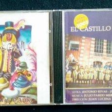 CDs de Música: LOTE CD JULIO PARDO CARNAVAL CÁDIZ. Lote 170111944