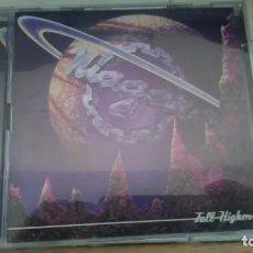 CDs de Música: NIAGARA - FALL HIGHER - 2 CD -1ª EDICIÓN ESPAÑOLA 2001 -SANGRE AZUL,SARATOGA-WARCRY - DESCATALOGADO. Lote 170122460