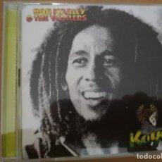 CDs de Música: BOB MARLEY & THE WAILER KAYA 2XCDS 40TH ANIVERSARI EDITION SPECIAL. Lote 170128288