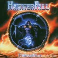 CDs de Música: HAMMERFALL - THRESHOLD - CD. Lote 170163976