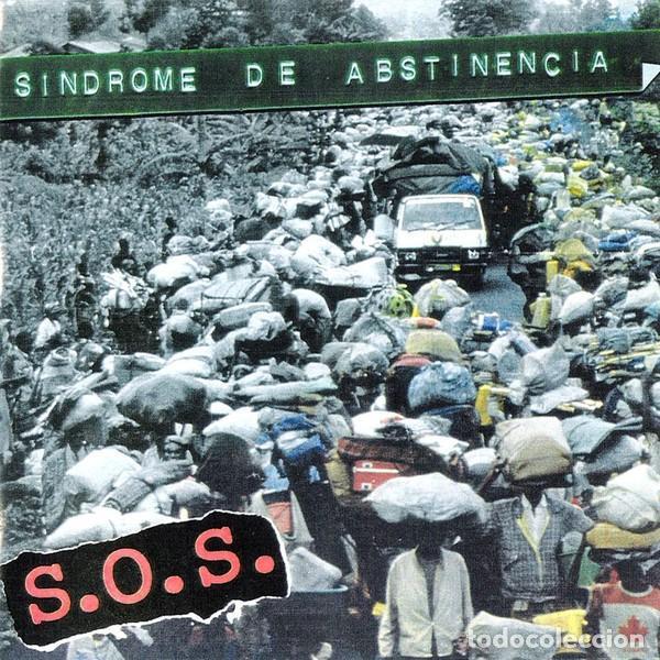 SINDROME DE ABSTINENCIA - S.O.S. (Música - CD's Rock)