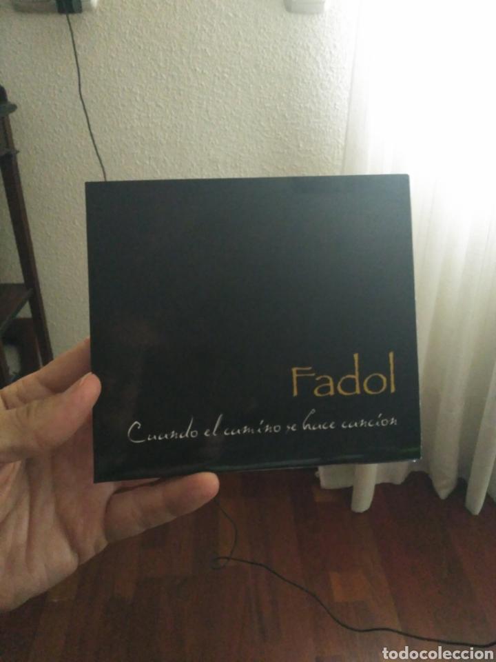 FADOL CUANDO EL CAMINO SE HACE CANCIÓN 2019 (INCLUYE ENCARTE) (Música - CD's World Music)