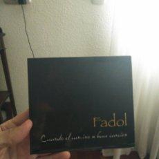 CDs de Música: FADOL CUANDO EL CAMINO SE HACE CANCIÓN 2019 (INCLUYE ENCARTE). Lote 170174160
