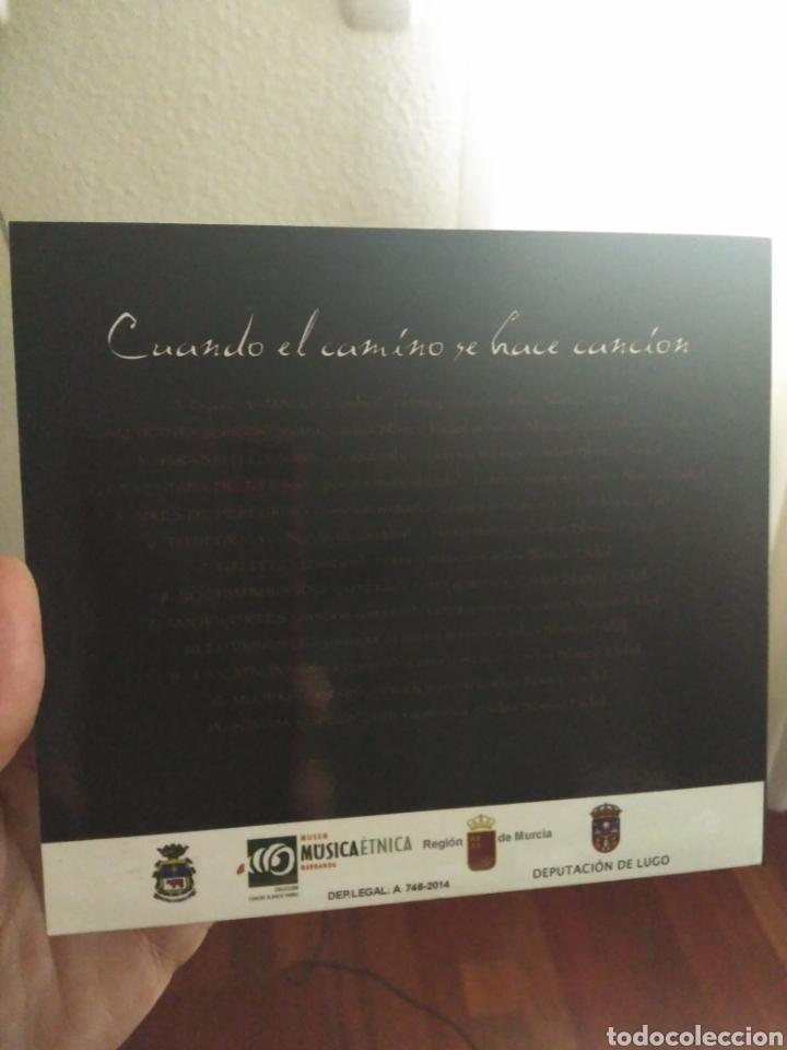 CDs de Música: Fadol Cuando el camino se hace canción 2019 (incluye encarte) - Foto 2 - 170174160