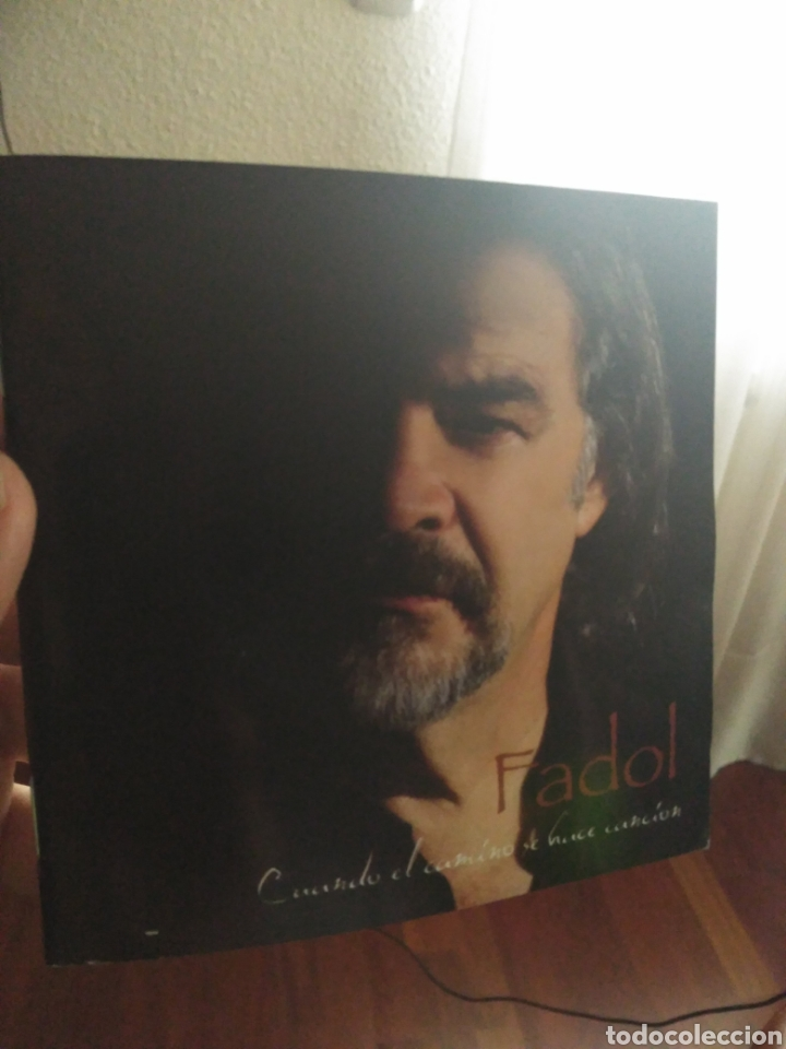 CDs de Música: Fadol Cuando el camino se hace canción 2019 (incluye encarte) - Foto 3 - 170174160