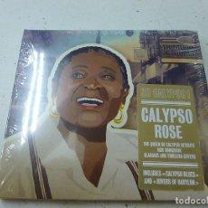CDs de Música: CALYPSO ROSE - SO CALYPSO - CD -AÑO 2018 - PRECINTADO-N. Lote 222061651