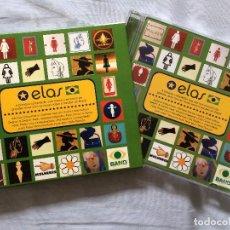CDs de Música: ELAS (COMPILAÇAO). Lote 170203016