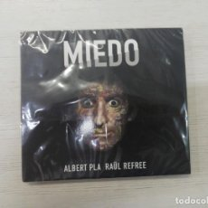 CDs de Música: ALBERT PLA, RAUL REFREE, MIEDO. Lote 170215180