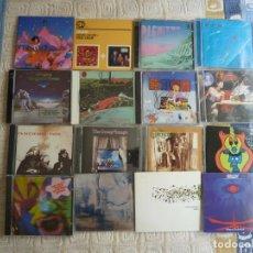 CDs de Música: LOTE DE 17 CD´S DE PSYCHO, PROG... CREAM, PFM, PESCADO RABIOSO, CHARLATANS...LEER DESCRIPCIÓN!!. Lote 170248552