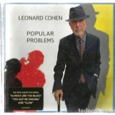 CDs de Música: CD LEONARD COHEN : POPULAR PROBLEMS . Lote 170271872