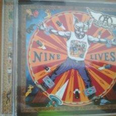 CDs de Música: AEROSMITH NINE LIVES CD. Lote 170279672