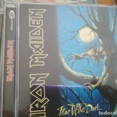 CDs de Música: IRON MAIDEN FEAR OF TH DARK CD. Lote 170280468