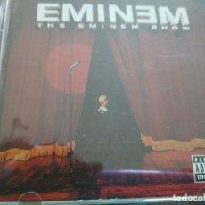 CDs de Música: EMINEM THE EMINEM SHOW CD. Lote 170289724