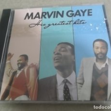 CDs de Música: MARVIN GAYE (CD) HIS GREATEST HITS AÑO – 1989. Lote 170301728