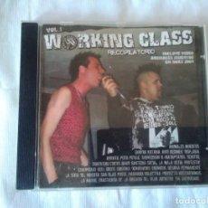 CDs de Música: 83-CD WORKING CLASS, RECOPILATORIO, VOL.1, . Lote 170320140