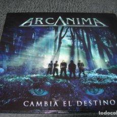 CDs de Música: CD ARCANIMA-CAMBIA EL DESTINO 2018 NUEVO ENVIO GRATUITO. Lote 195237845