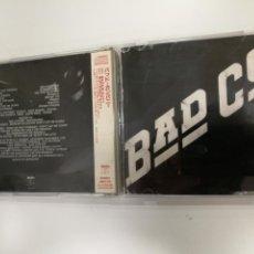 CDs de Música: BAD COMPANY BAD COMPANY . EDICIÓN JAPÓN . SIN OBI. Lote 170341646