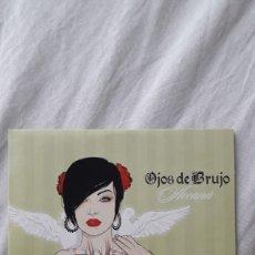 CDs de Música: OJOS DE BRUJO. AOCANÁ. Lote 170342013