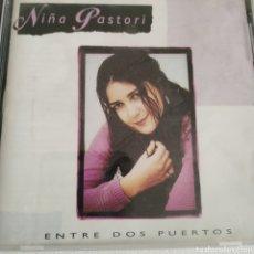 CDs de Música: NIÑA PASTORI ENTRE DOS PUERTOS. Lote 170347101