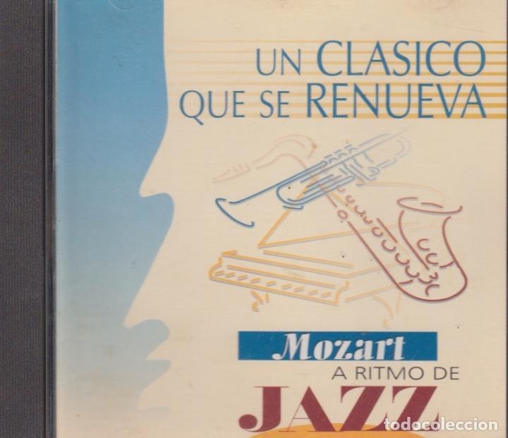 MOZART A RITMO DE JAZZ. THOMAS HARDIN TRIO (Música - CD's Jazz, Blues, Soul y Gospel)