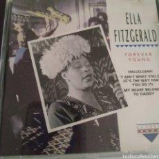 CDs de Música: ELLA FITZGERALD FOREVER YOUNG. Lote 170364505
