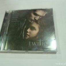 CDs de Musique: BSO DE CREPÚSCULO. Lote 170374308
