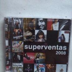 CDs de Música: SUPERVENTAS 2008 2 CDS. Lote 170399336