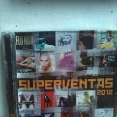 CDs de Música: SUPERVENTAS 2012 2 CDS. Lote 170399772