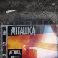 CDs de Música: CD METALLICA RELOAD. Lote 170402654