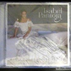 CDs de Música: CD ISABEL PANTOJA HASTA QUE SE APAGUE EL SOL. Lote 178383633