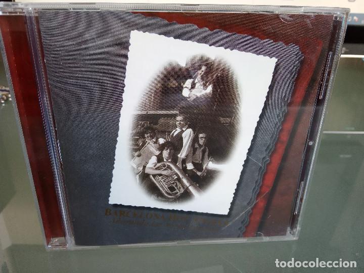CD BARCELONA HOT ANGELS - AÑORANDO LAS HORAS PASADAS / 1ª EDICIÓN 1998 JAZZ BLUES / MUY RARO!!!!!!!! (Música - CD's Jazz, Blues, Soul y Gospel)