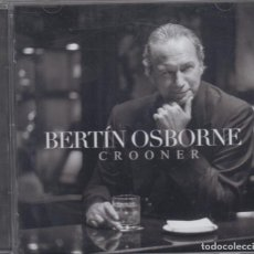 CDs de Música: BERTÍN OSBORNE CD CROONER 2015 . Lote 170442692