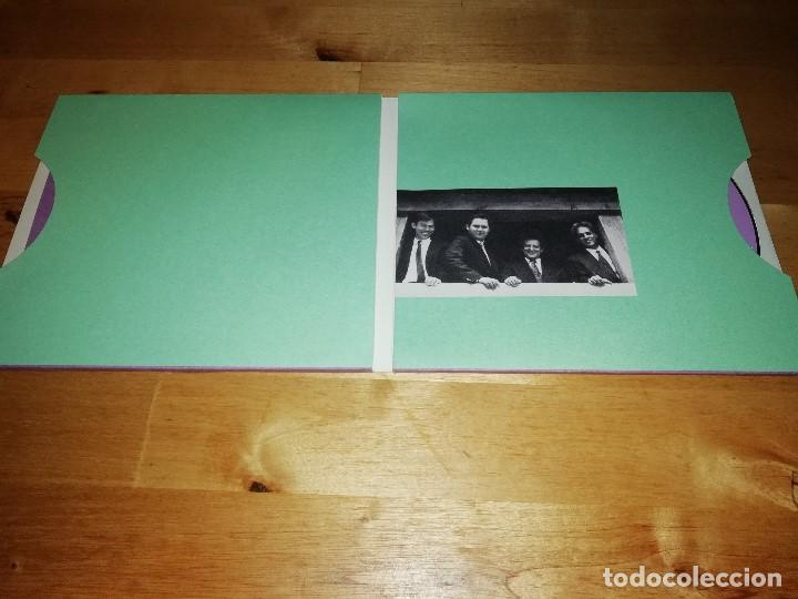 CDs de Música: FROM SCANDINAVIA - ARDITTI STRING QUARTET - MONTAIGNE 2001 - LINDBERG SORENSEN TIENSUU SAARIAHO - Foto 3 - 170453628