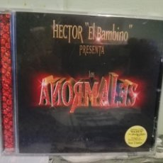 CDs de Música: HECTOR EL BAMBINO - LOS ANORMALES - CD ALBUM . Lote 170453796