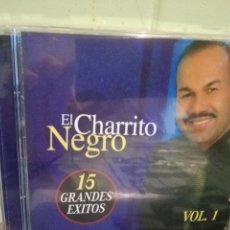 CDs de Música: EL CHARRITO NEGRO 15 GRANDES EXITOS CD ALBUM . Lote 170454164