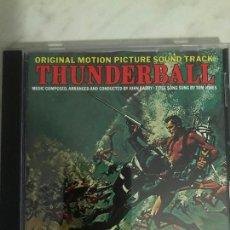 CDs de Música: CD BSO THUNDERBALL (OPERACION TRUENO) 1984. Lote 170461548