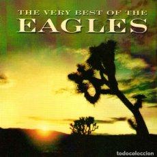 CDs de Música: EAGLES - THE VERY BEST OF THE EAGLES - CD ALBUM - 17 TRACKS - ELEKTRA 2001. Lote 170494064