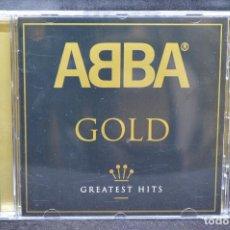 CDs de Música: ABBA - ABBA GOLD. GREATEST HITS - CD. Lote 170499984