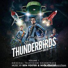 CDs de Música: THUNDERBIRDS ARE GO - VOLUME 1 - NUEVO Y PRECINTADO. Lote 170516896