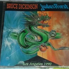 CDs de Música: CD BRUCE DICKINSON (IRON MAIDEN) JUDAS PRIEST LIVE IN LOS ANGELES 1990. Lote 170527888