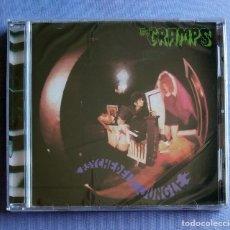 CDs de Música: THE CRAMPS - PSYCHEDELIC JUNGLE CD NUEVO Y PRECINTADO - GARAGE PUNK PSYCHOBILLY. Lote 170545220