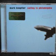 CDs de Música: MARK KNOPFLER - SAILING TO PHILADELPHIA - CD. Lote 170545388