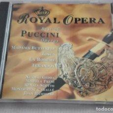CDs de Música: CD ROYAL OPERA. Lote 170566880