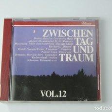CDs de Música: ZWISCHEN TAG UND TRAUM VOL 12 CD . Lote 170628510